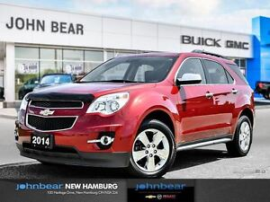 2014 Chevrolet Equinox 2LT AWD - SAFETY PACKAGE, POWER PACKAGE