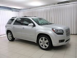 2015 GMC Acadia DENALI AWD SUV 7PASS WITH DVD SYSTEM, LEATHER IN