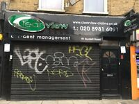 ***Shop To Let in Mile End***