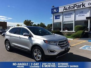 2016 Ford Edge SEL| Navi| Leather| Backup Cam| Panoramic sunroof