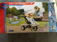 Smart trike recliner 4 in 1. Excellent condition