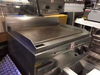 FLAT GAS GRILL KITCHEN RESTAURANT CATERING TAKE AWAY FAST FOOD CAFE SHOP GRILL COMMERCIAL KITCHEN