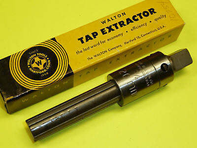 New Walton 4 Flute Tap Extractor For 34 Taps 10754