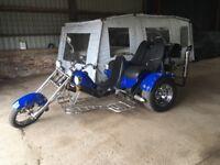 1600 3 seater trike (AMAZING BIG TRIKE)