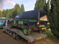 Scrap cars wanted vans trucks