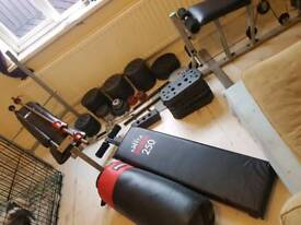 Gym equitnent