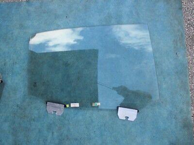 Bentley Flying Spur right rh passenger side rear door glass 3w5845026c