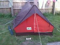 Old school hightop tent