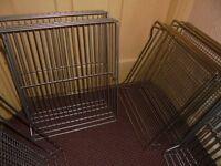 Metal Storage Baskets/Rack