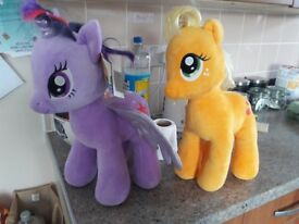 Build a bear ponies