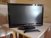 """24"""" lcd flat screen Bush tv full working order with remote control perfect for spare or kids room"""