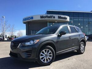 2016 Mazda CX-5 GX AWD BLUETOOTH, 7 SCREEN, CRUISE, 17 RIMS