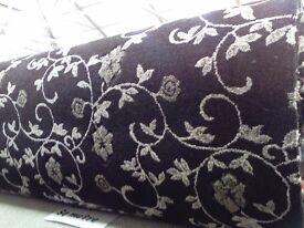 Carpet wilton floral design