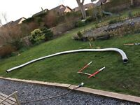 5 inch flexible chimney liner ( Copex)