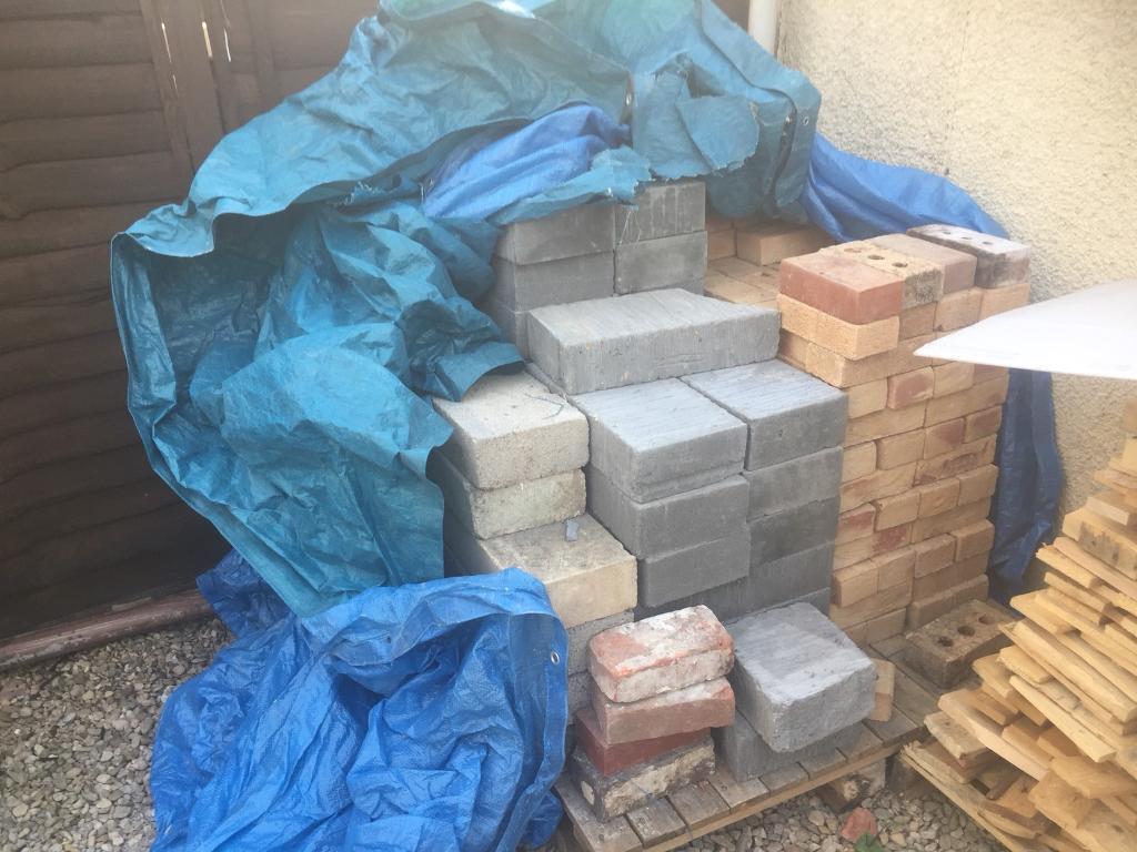 Bricks, concrete blocks and thermalite blocks | in Yate, Bristol | Gumtree