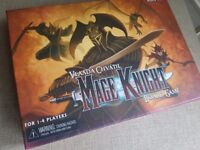 Mage Knight Board Game + LOST LEGION EXPANSION