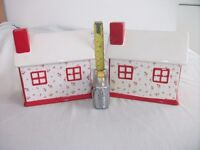 Ceramic House Money Box. Good Condition. (2 available, price is for EACH)