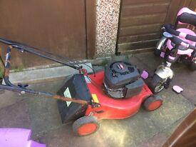 petrol mower spares repair