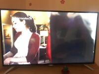Smart tv 43 inch sharp