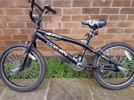Atra bmx freestyle stunt bike