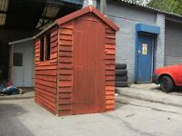shed/used shed/garden shed