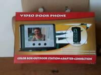 BRAND NEW VIDEO DOOR PHONE.