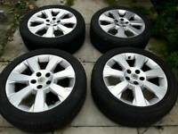 "Vauxhall Vectra 17"" Sport Alloys"
