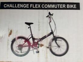 Challenge Flex Commuter bicycle