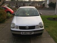 Volkswagen Polo 9n 2002 Great Condition