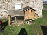 Chicken shed/hut