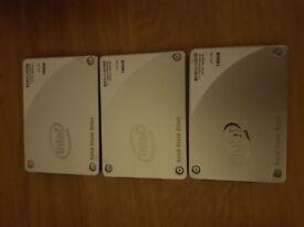 Intel 180 gb solid state drive