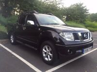 NO VAT !!!! NISSAN NAVARA 2.5 DCI CREW CAB PICKUP AUTO DIESEL !!!!!! NO VAT TO PAY !!!!!!!!