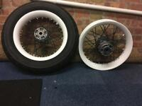 Harley Davidson softail wheels