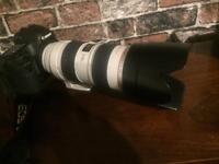 70-200 f2.8 MK1 lens