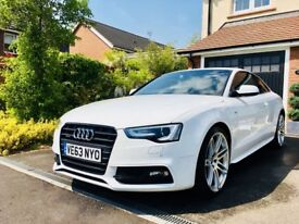 Audi A5 2.0 TFSI Black Edition Special Edition S Tronic Quattro 2dr