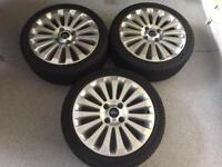 Ford Fiesta Alloy Wheels 195/45/R16 Or £45.00 each