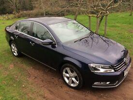 2010 VW PASSAT BLUE MOTION TECHNOLOGY - 2.0 SE - 93,000miles SERVICE HISTORY - EXCELLENT CONDITION