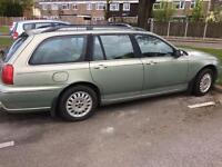 Rover 75 estate spares