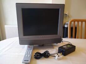 15 inch SONY TV