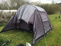 Vango Kela std inflatable awning with inner tent. Will post!