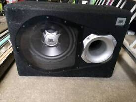 Full car sound system