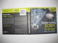 Hörbuch - ZORN Tod und Regen von Stephan Ludwig Nordrhein-Westfalen - Ibbenbüren Vorschau