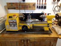 Clarke CL300M metalworking lathe