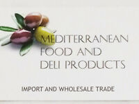 Sales Representative/Delivery Driver for Mediterranean Food & Deli Products, part-time initially.