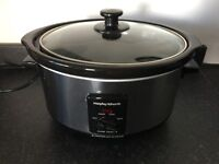 Murphy Richards slow cooker *Used once* £10