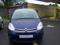Citroen c4 picasso 7 setter auto spares or re-pair ( needs a gearbox )