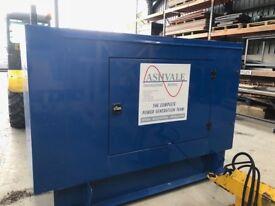 Ashvale 75 KBA Generator