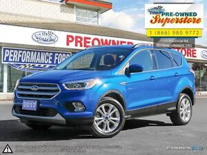 2017 Ford Escape SE***One owner/NAV***