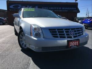 2011 Cadillac DTS | NO ACCIDENTS ...