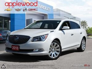 2016 Buick LaCrosse Leather AWD, ONE OWNER, NAVIGATION PANORA...